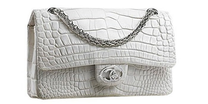 "Chanel ""Diamond Forever"" Handbag – $261,000"