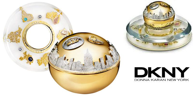 DKNY Golden Delicious Million Dollar expensive perfumes