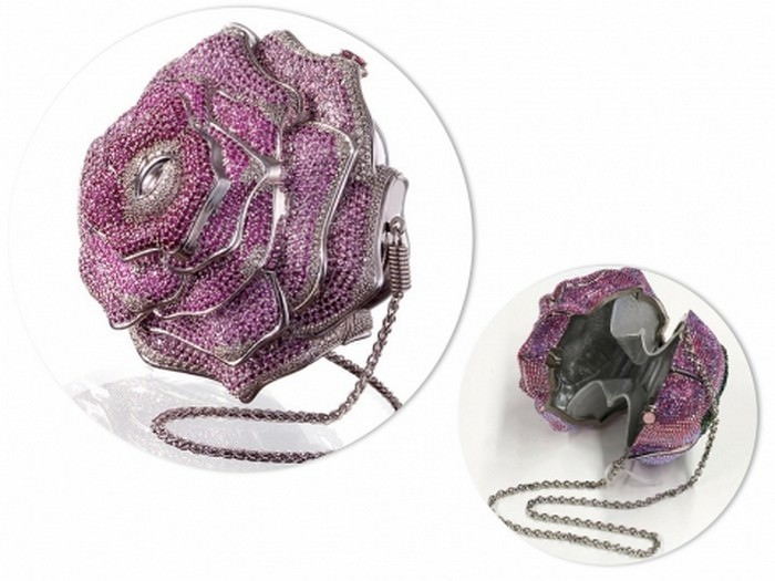 Judith Leiber Precious Rose Bag - $92,000