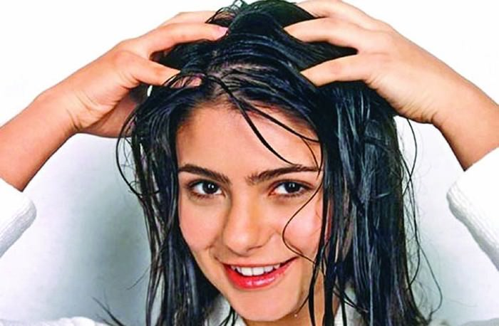 Massage your scalp on a regular basis