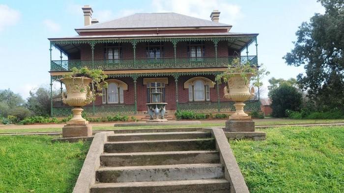 Monte Cristo Homestead, Australia
