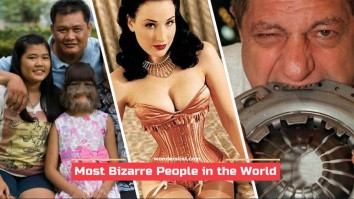 Most Bizarre People