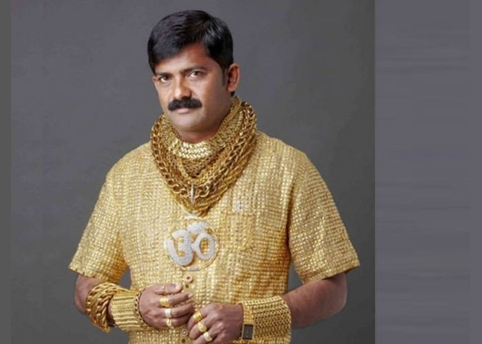 Most Expensive Gold Shirt