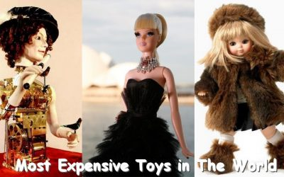Most Expensive Toys in The World