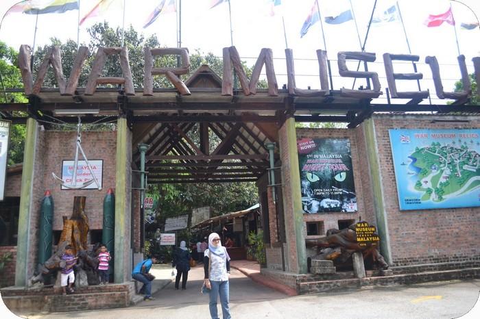 Penang War Museum Malaysia