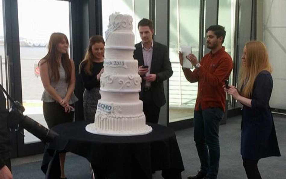 The National Gay Wedding Show's Cake - $52 million