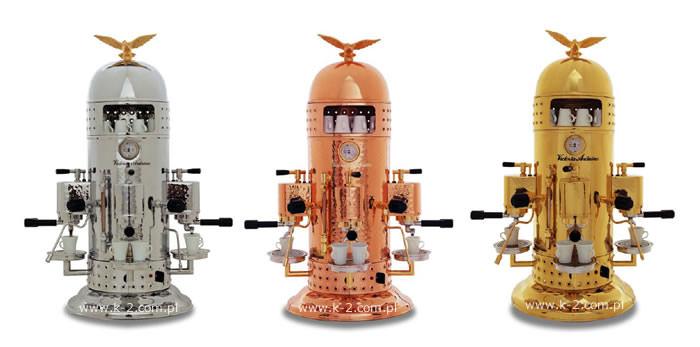 Venus Century Espresso Machine