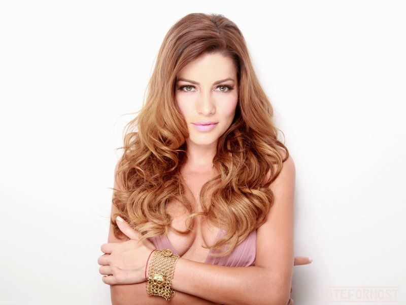 Adriana Fonseca Most Beautiful Women of Mexico