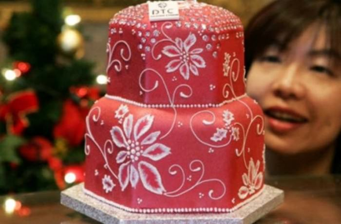 Diamond Fruitcake - $1.72 million