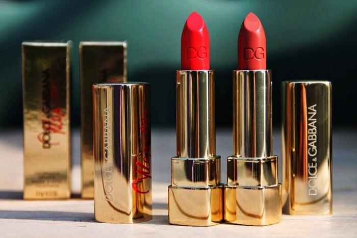 Dolce & Gabbana Monica Voluptuous Lipstick
