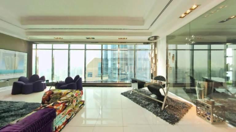 Dubai Marina Emirates Crown Penthouse