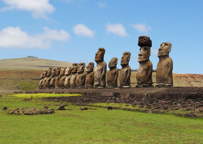Moai Statues Weirdest Discoveries Ever Made