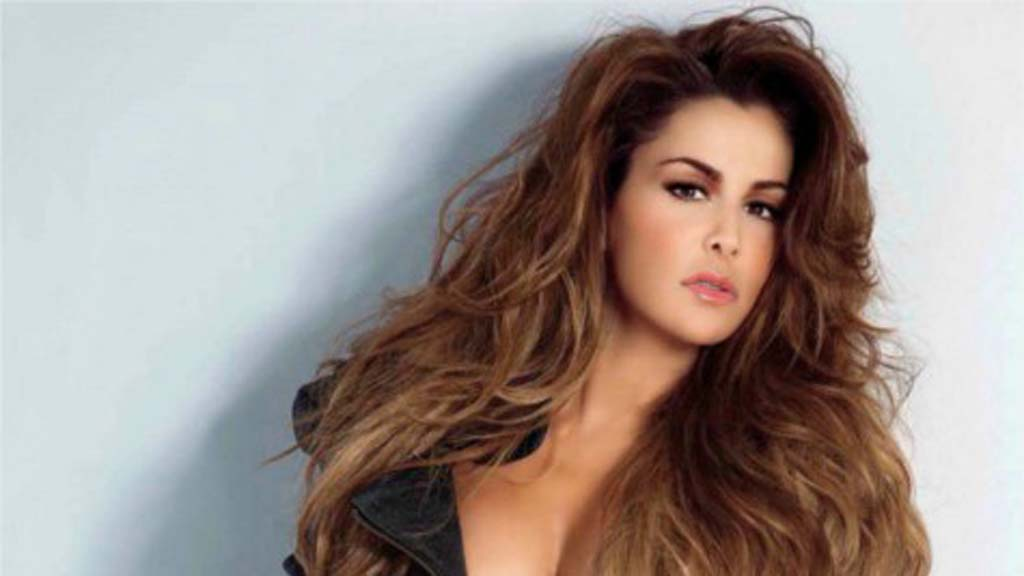 Ninel Conde Most Beautiful Women of Mexico