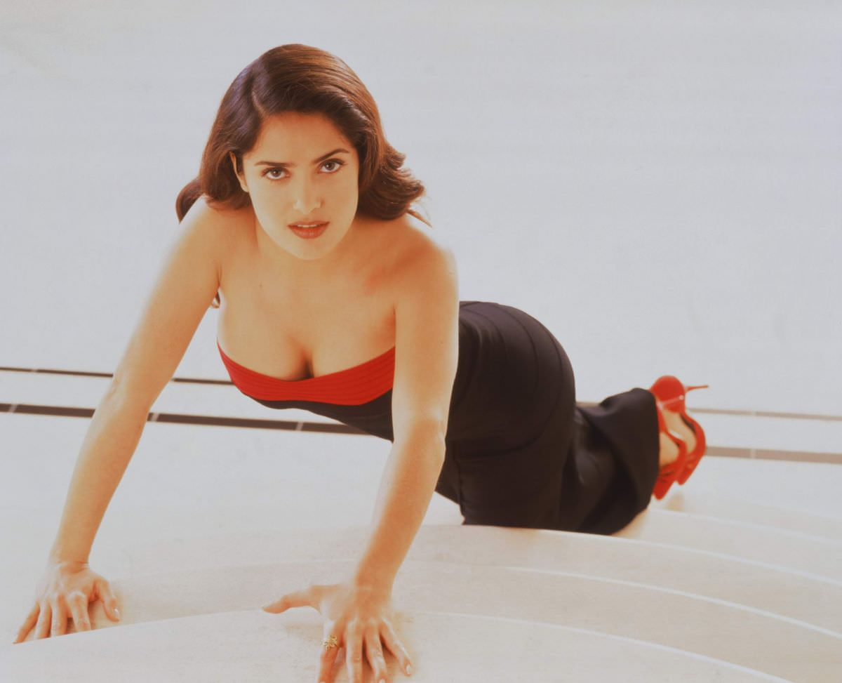 Salma Hayek Most Beautiful Women of Mexico