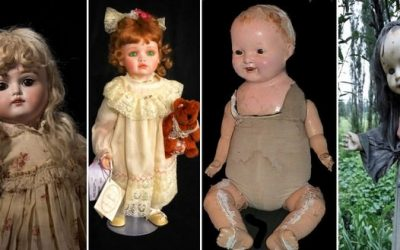Scariest Haunted Dolls that Actually Exist
