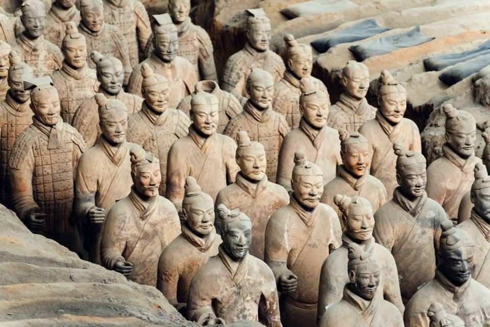 Terracotta Army Weirdest Discoveries Ever Made