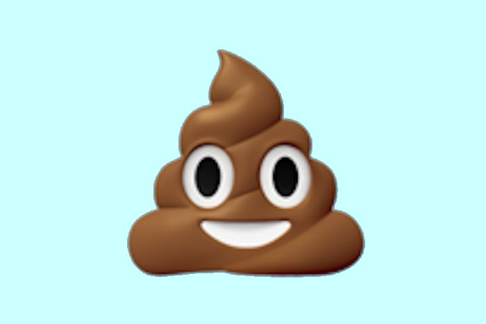 poop you can send via mail