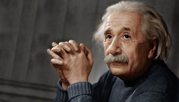 Albert Einstein The Fleshy Nose