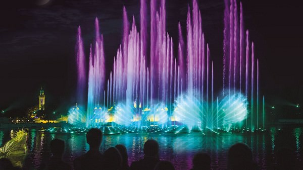 Most Stunning Fountains in the World