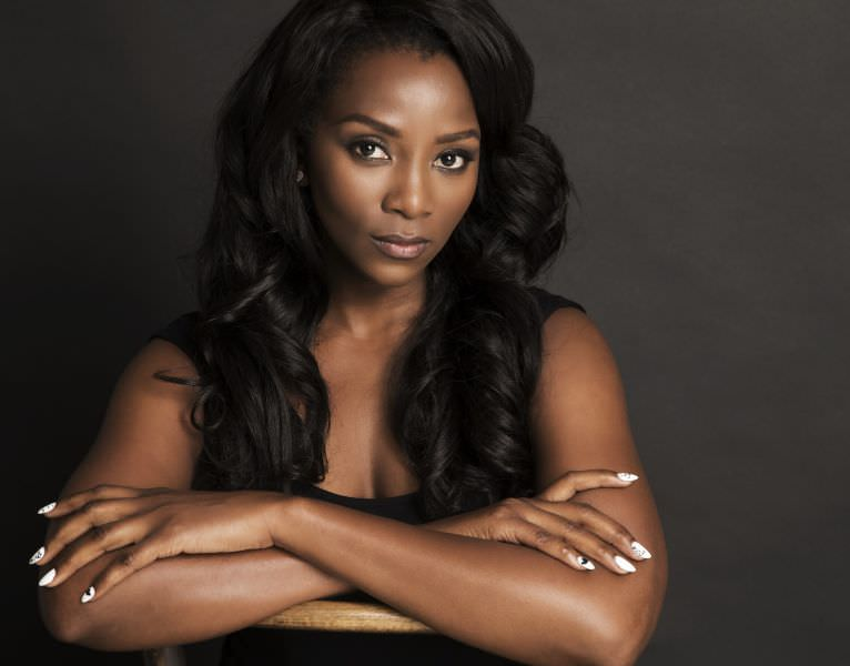 Genevieve Nnaji Most Beautiful Actresses of Africa