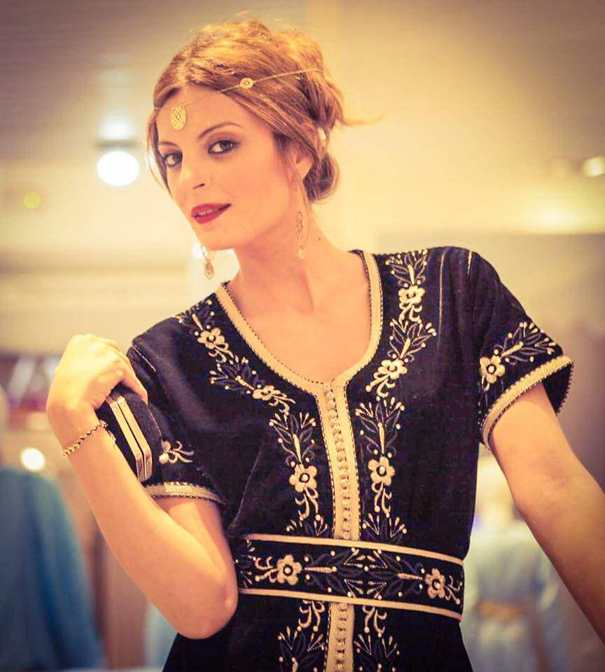 Hind-Benyahia Beautiful Women of Morocco