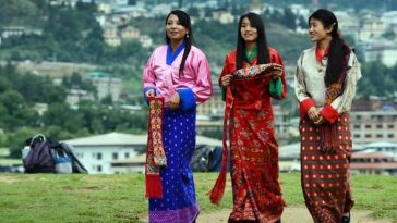 Hospitality of Bhutan People