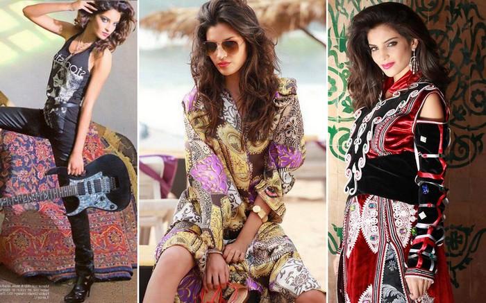 Ihssane Atif Beautiful Women of Morocco