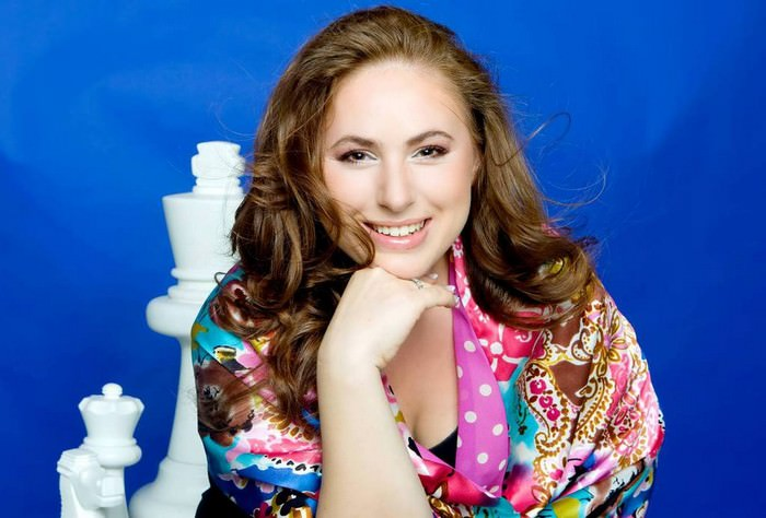 Judit Polgar Women with the Highest IQ