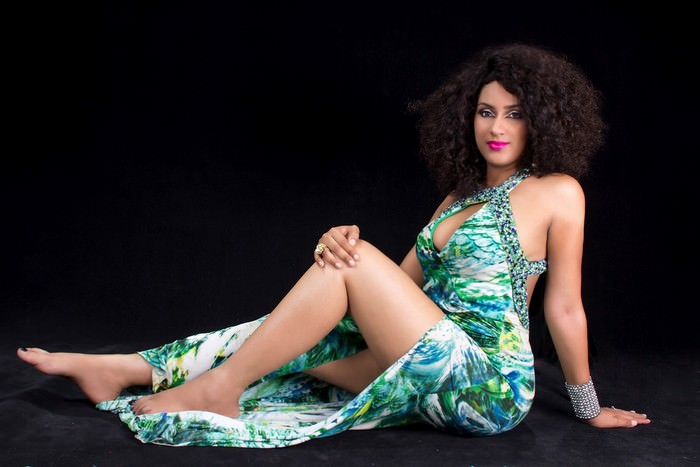 Juliet Ibrahim Most Beautiful Actresses of Africa
