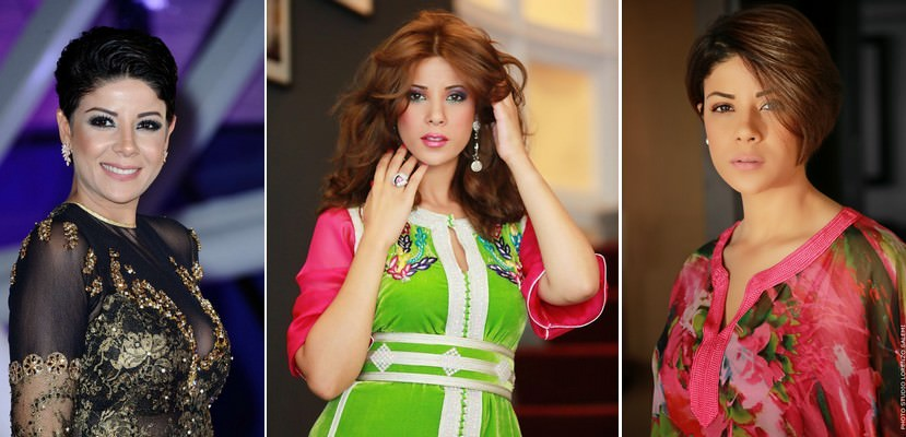 Leila Hadioui Beautiful Women of Morocco