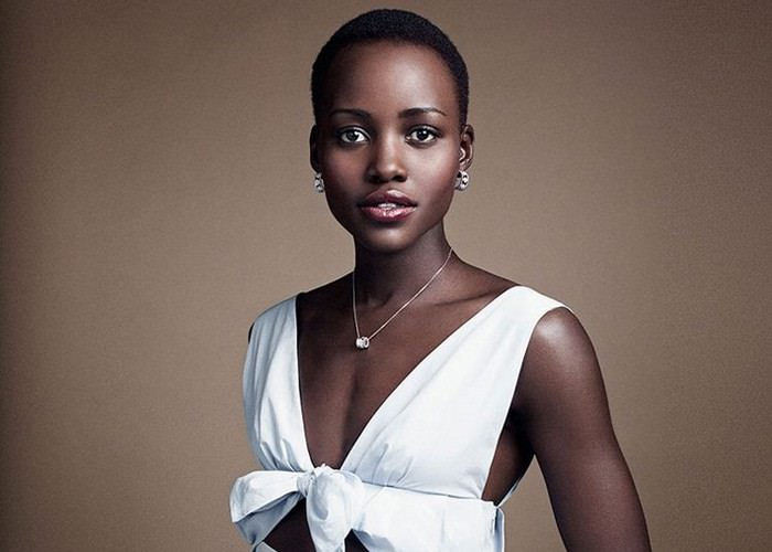 Lupita Nyong'o Most Beautiful Actresses of Africa
