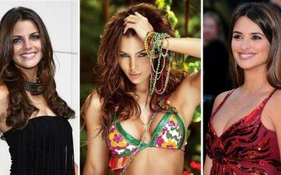 Most Beautiful Spanish Women