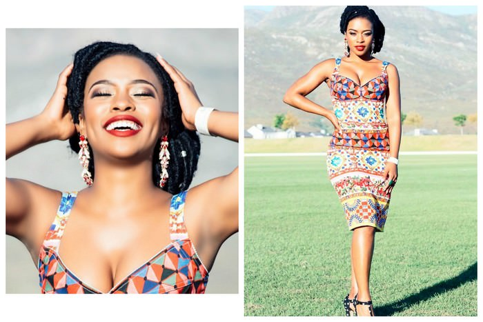 Nomzamo Mbatha Hot
