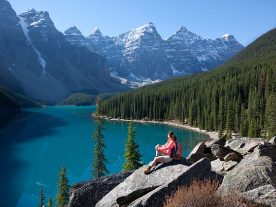 Banff National Park and the Rocky Mountains