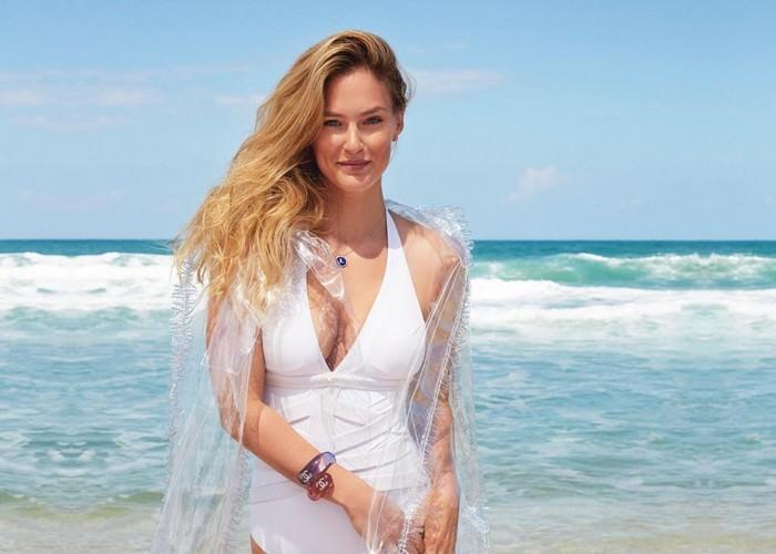 Bar Refaeli Beach-Most Beautiful Israeli Women