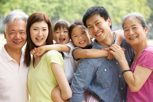 Chinese Family culture