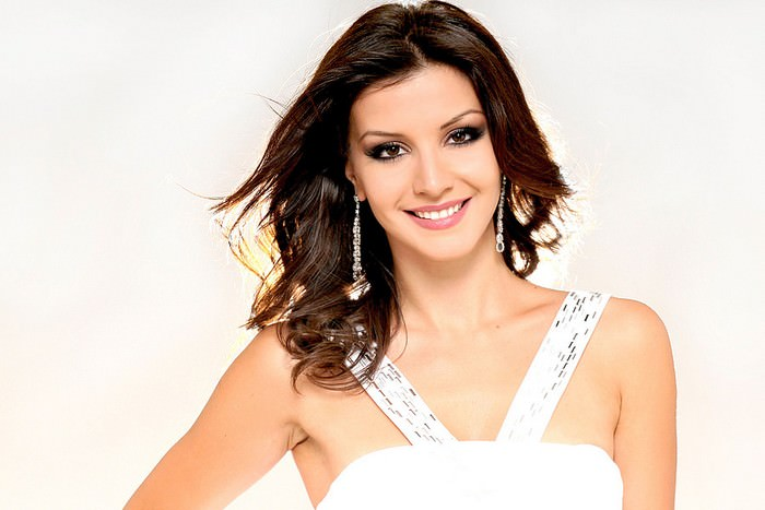 Floriana Garo Beautiful Albanian Women