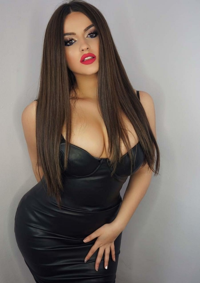 Ruensa Haxhia Beautiful Albanian Women