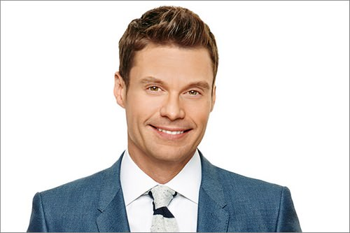 Ryan Seacrest Richest TV Personalities