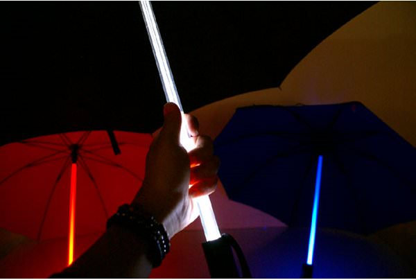 The Lightstick Umbrella