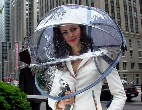 The Nubrella Coolest Umbrellas in the World