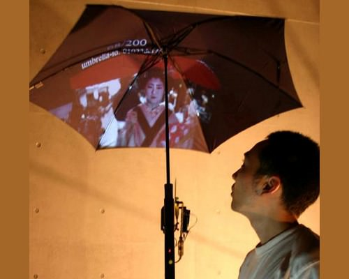 The Pileus Internet Umbrella