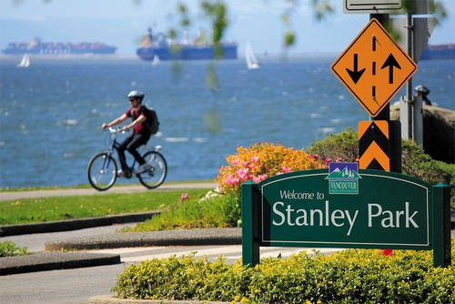 Vancouver's Stanley Park Canada