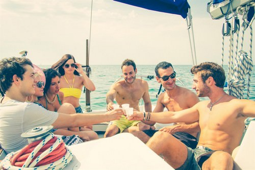 Amsterdam Stag Party Destinations
