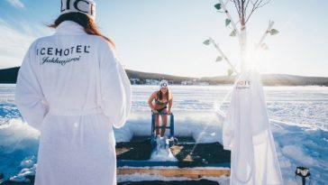 ICEHOTEL -Jukkasjarvi, Sweden