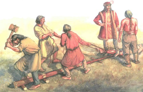 IMPALEMENT Gruesome Ancient Torture Methods