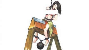 JUDAS CRADLE Gruesome Ancient Torture Methods