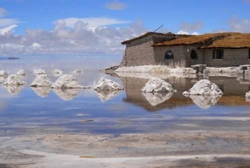 Palacio Del Sal -Bolivia