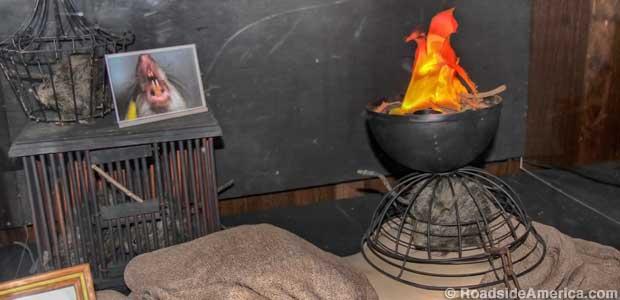 Rat torture Gruesome Ancient Torture Methods