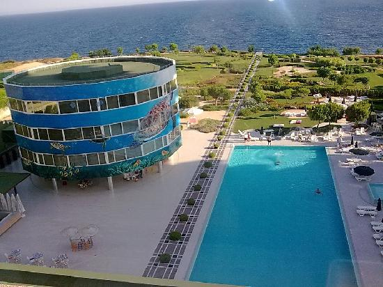 The Marmara Antalya Hotel in Turkey